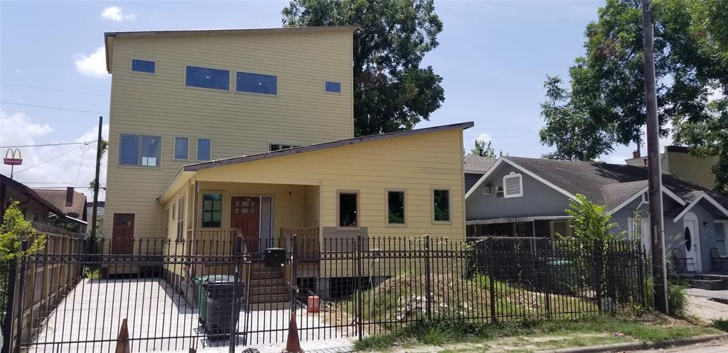 601 Cottage Street, Houston, TX 77009