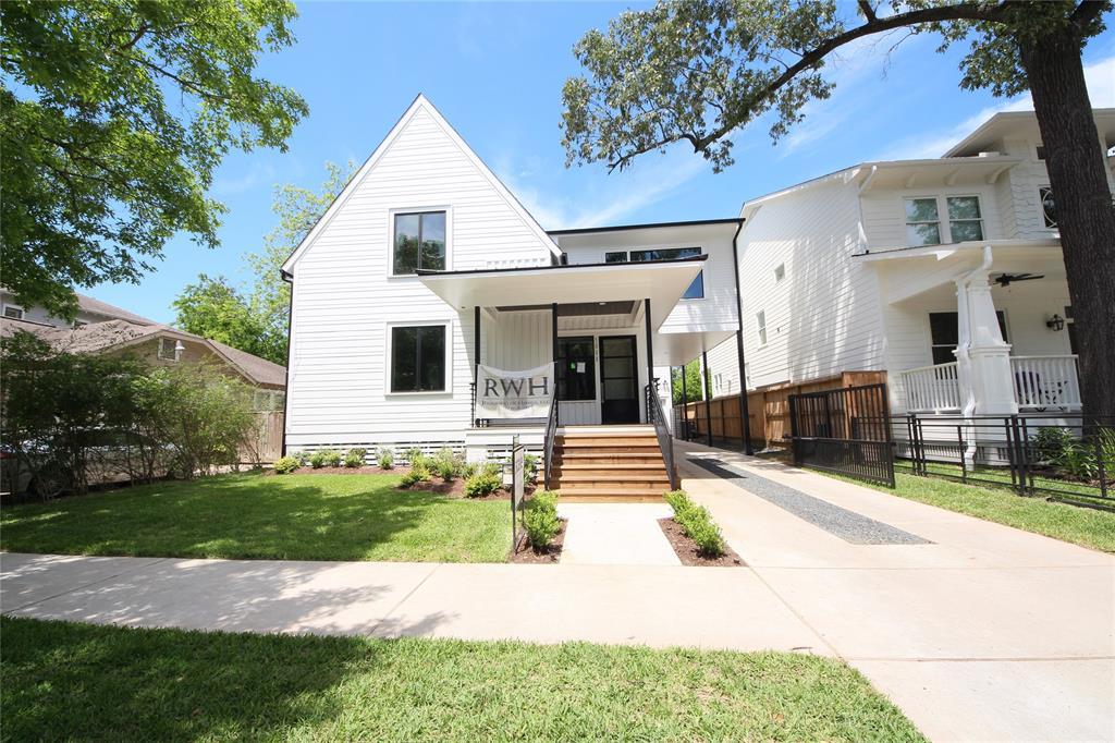 1011 Euclid Street, Houston, TX 77009