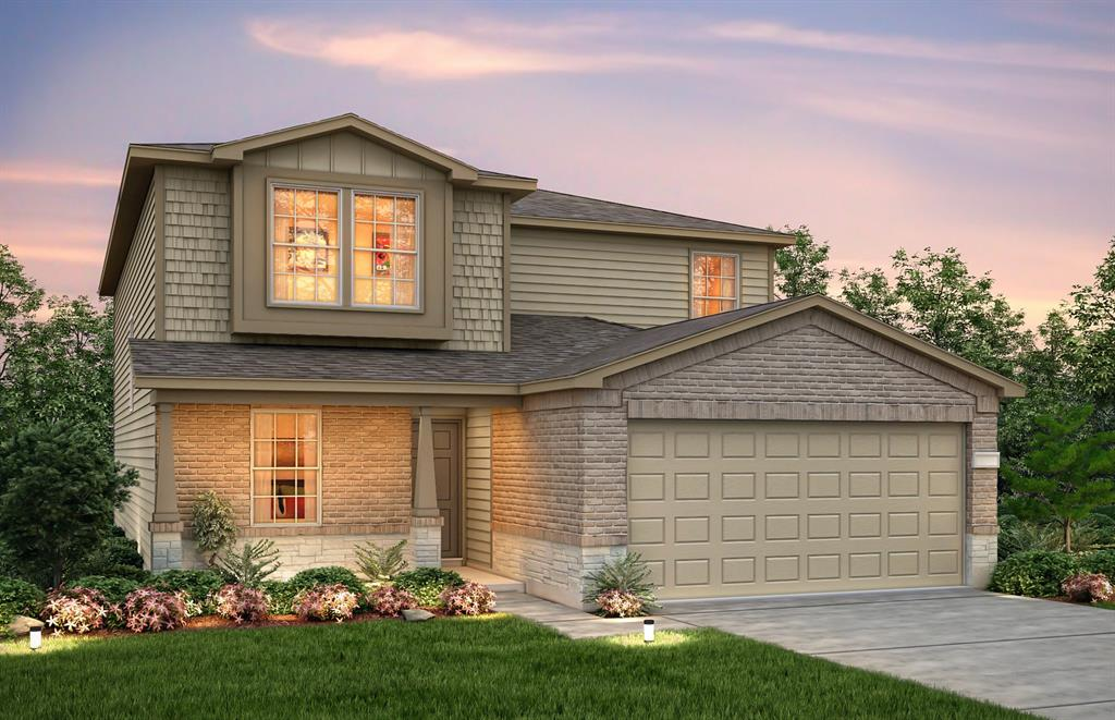 10817 Forbes Settlement Drive, Houston, TX 77075