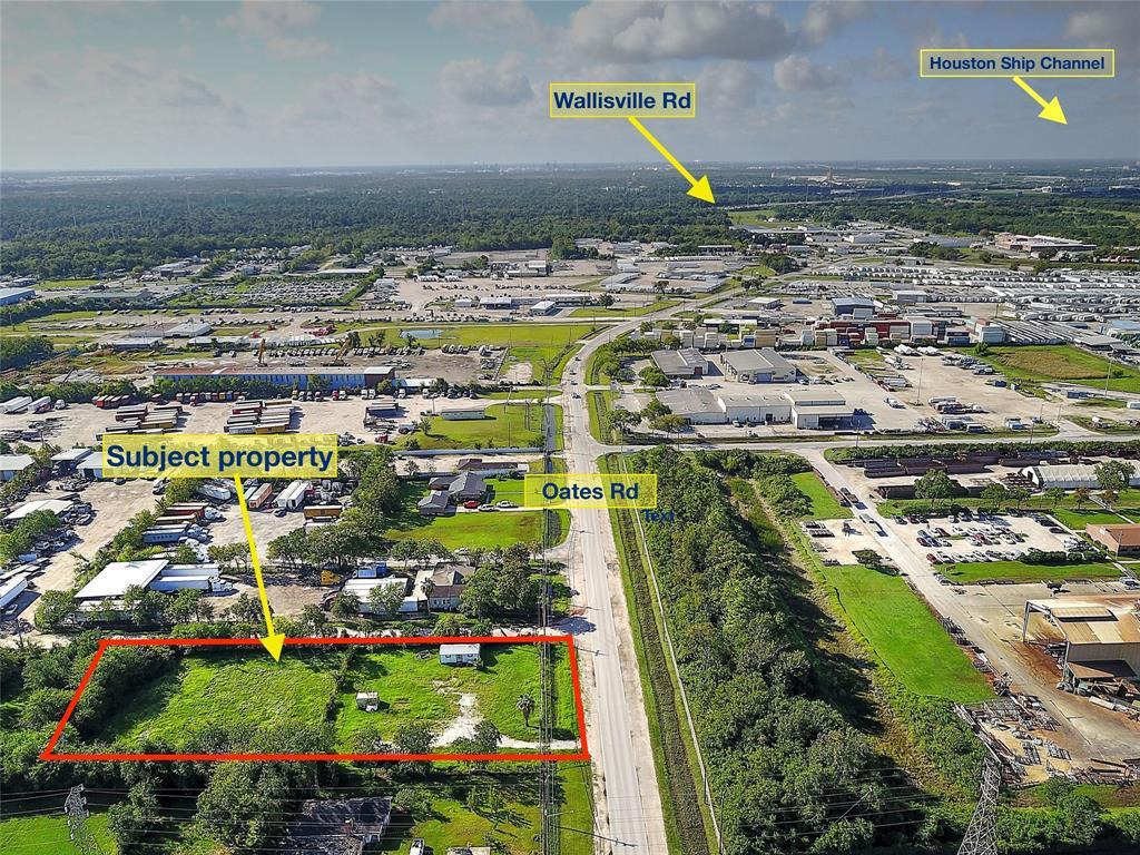 4401 Oates Road, Houston, TX 77013