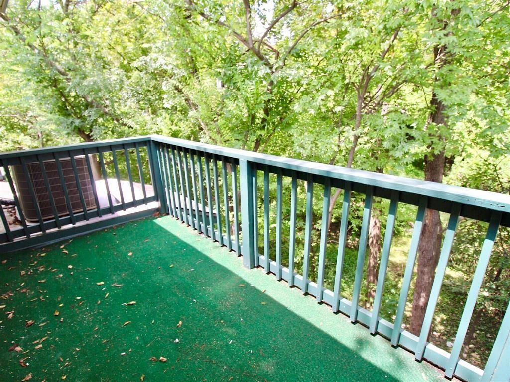 Second floor balcony.