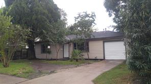 6633 W 43rd Street, Houston, TX 77092