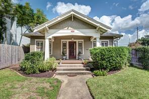1402 Bonnie Brae, Houston, TX, 77006