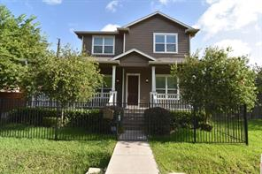 610 pittman street, houston, TX 77009