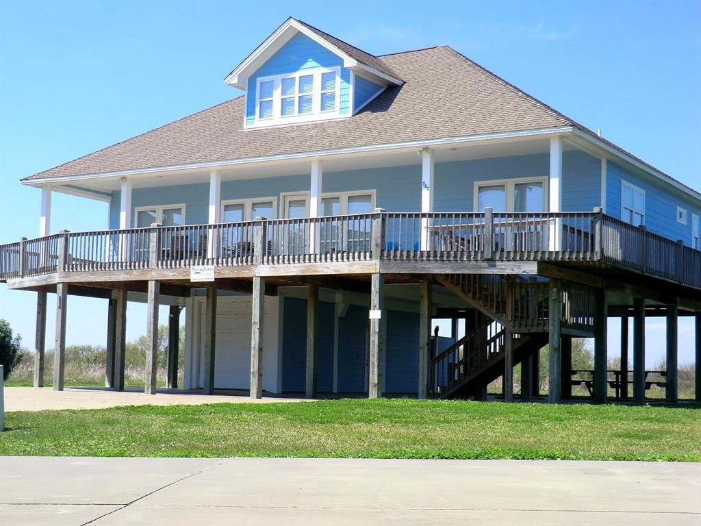 708 Kinsey Drive, Crystal Beach, TX 77650
