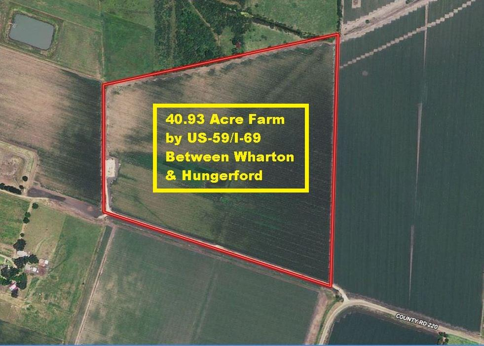 0 County Rd 220, Hungerford, TX 77448