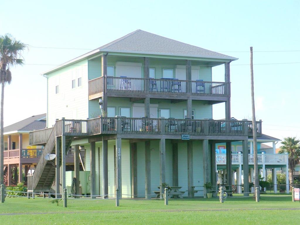 2003 Idyle View, Crystal Beach, TX 77650