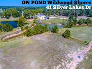 41 silver lakes drive, huntsville, TX 77340