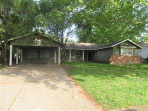 7907 Sandpiper, Houston TX 77074