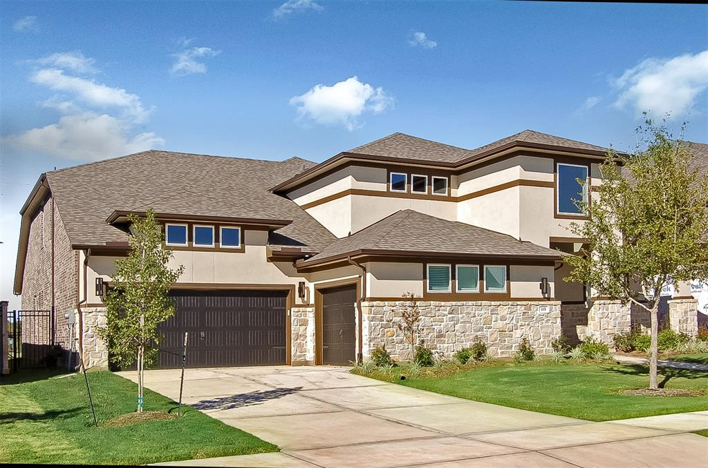Like New, just finished in May 2018 overlooking the lakes and parks from Imperial with its 45,000 feet of walking trails that wind through the community. This beautiful energy efficient Home is loaded with high end upgrades. Just to name a few: Hardwood Floors downstairs, Sprinkler, Gutters, Smart Home wired, Designer Light fixtures. Master and Live in Suite downstairs, elegant curved stairs leading to additional 2 bedrooms, game room & over-sized media room upstairs. 3 car garage, no back neighbors, Chef's dream kitchen with huge Island and upgraded 6 Burner, Master suite with enormous Luxurious Master Bathroom. Master Closet with Door to Utility Room. A MUST SEE! Imperial is nestled next to Constellation Field, you're just minutes from excellent Fort Bend schools, shopping, dining and nightlife.