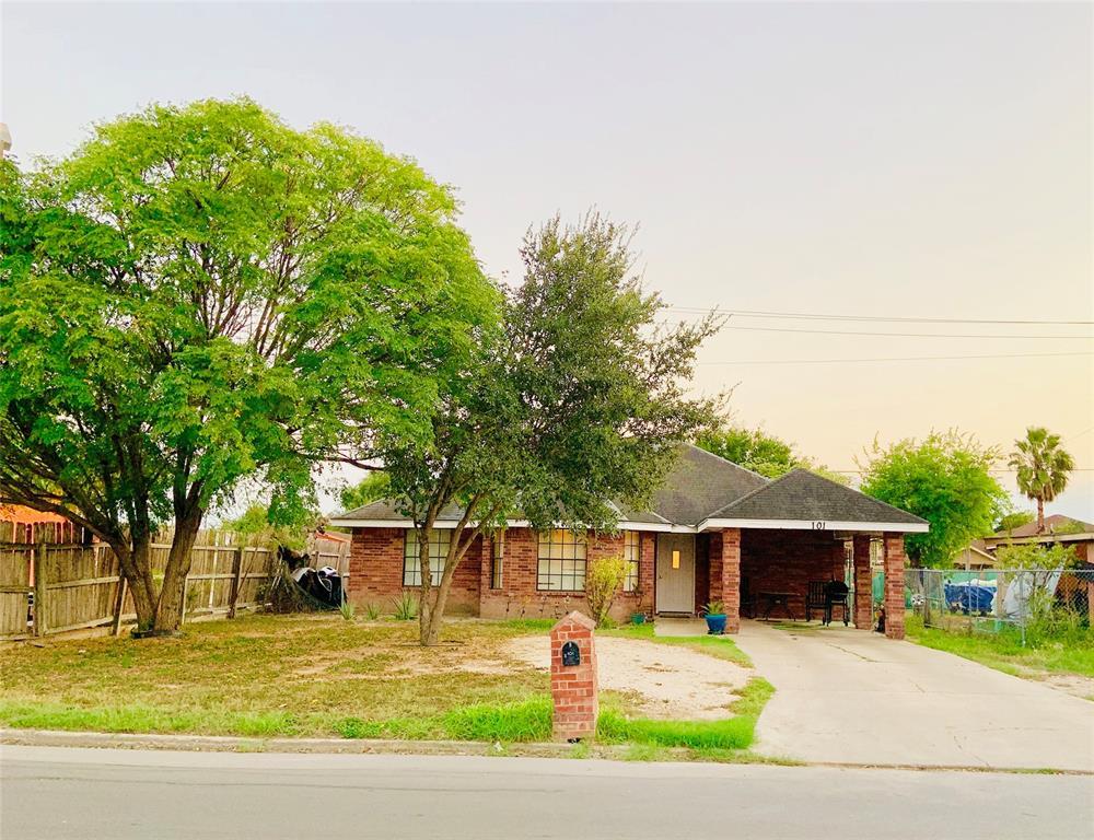 101 W Garfield Avenue, San Juan, TX 78589