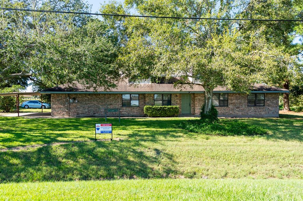 2-story home nestled on a 1/2 acre (3 lot sizes) corner lot in the heart of the highly sought after Needville ISD. It features 4 bedrooms and 2.5 bathrooms, den/game room, and a sitting room and plenty of space. It is on a shaded lot with a 20x20 concrete slab to place a storage shed for your tools or a gazebo area for entertaining the family.  Relax while enjoying a large yard with plenty of trees to shade you from the Texas heat and peace and quiet of country living.  Upgrades including kitchen and stainless steel appliances, upgraded bathrooms, and new carpet in bedrooms.   Walking distance of the community park and playground.  You don't want to miss this opportunity of country living!!