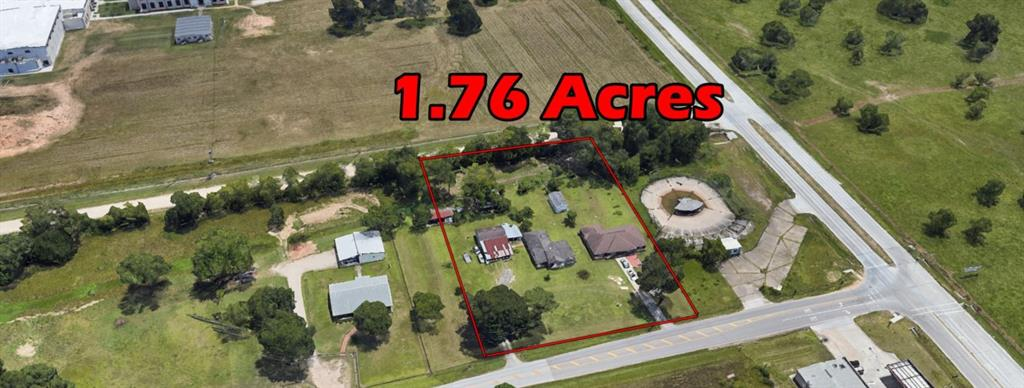 Two lots of unrestricted land. Perfect for residential or multi-family dwellings. Selling for lot value only. Just 1km away to Grand Pkwy. A few minutes away to commercial establishments. Walking distance to Frassati Catholic High School and Zwink Elementary School. Walking distance to Spring Klein Softball park and Rothwood Park Baseball. This include the house and lot. The total lot size is 1.7 Acre, this listing only includes the 1.1 Acre.