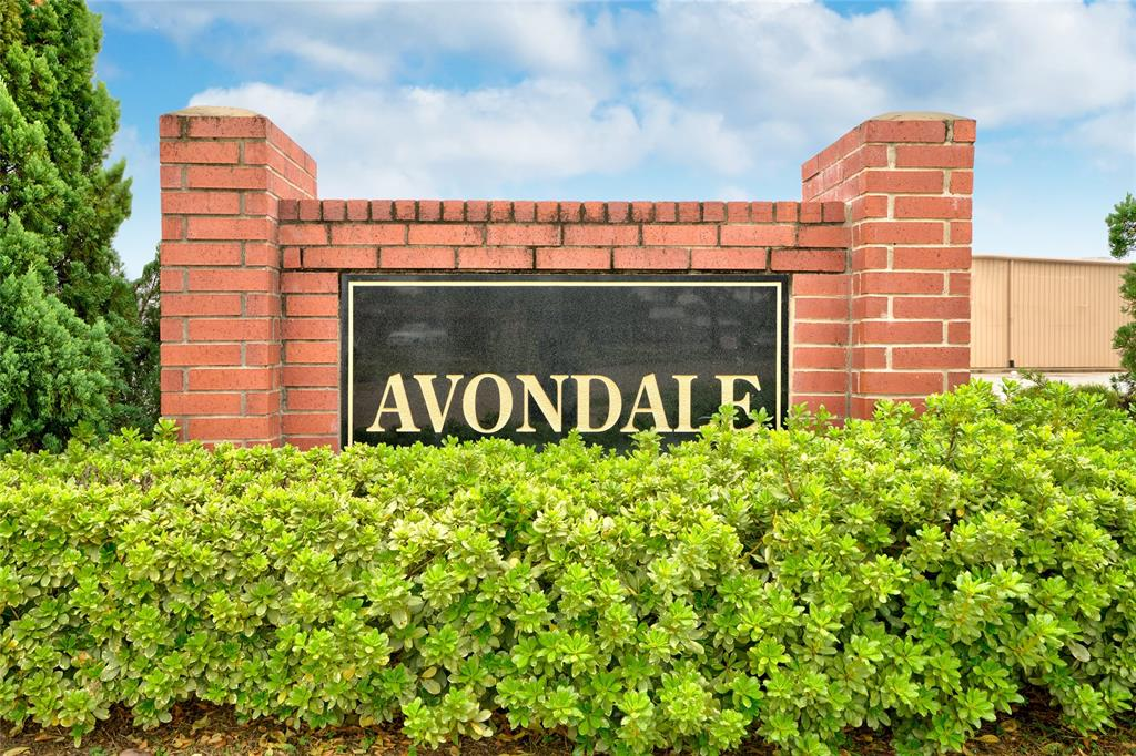 Welcome to Avondale,  this  3-bedroom, 2.5-bathroom home welcomes you with a dramatic 2-story grand entrance, ideal floor plan with open concept living to enjoy gatherings with friends and family. The kitchen overlooks the living area, designed dark cabinets, large pantry, black appliances and adjacent breakfast area. The second floor offers bright and spacious secondary bedrooms, a full bath and a huge game room. Large master suite with walk-in closet to accommodate all your needs, ensuite bath, separate shower and tub. Enjoy your fully-fenced backyard. This home is ideally situated close to shopping centers, restaurants and major freeways.