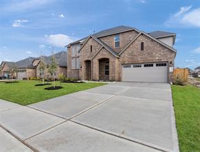 510 Yellow Bullhead Drive, Rosenberg, TX 77469