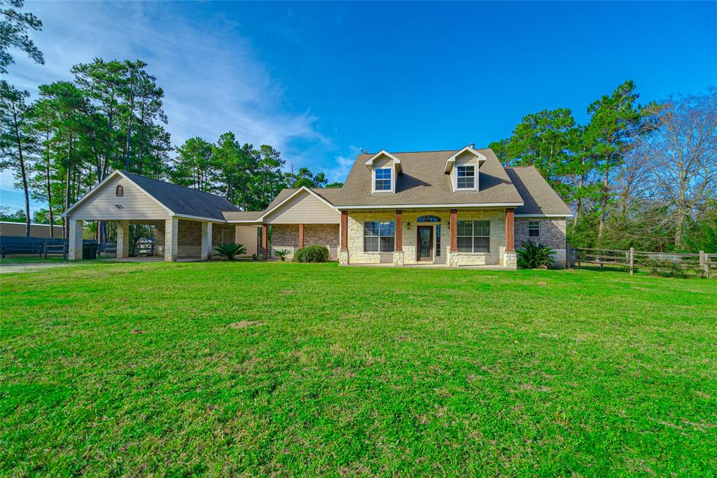 79 Mount Zion Road, New Waverly, TX 77358