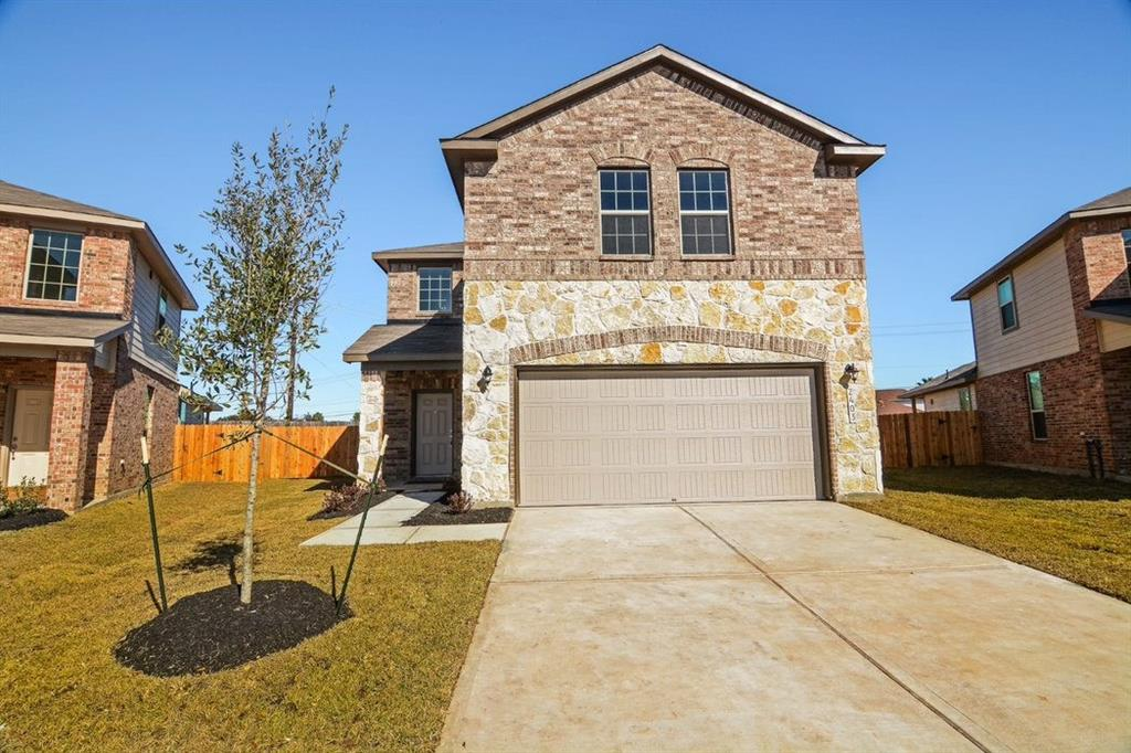 "NEW homes by Century Communities – Ready for immediate move in!! Multi-Gen designed Bandera floor plan 2141 sq. ft is a beautiful two-story home w/ an open concept that flows from the Family room through the Kitchen!4 beds, 2.5 baths + 2 car garage w/ tons of storage.Master bedroom w/ HUGE closet & Master bath w/ 5 ft shower and a ½ bath 1st floor!Upstairs offers a spacious Gameroom & Loft w/ 3 huge beds & 1 full baths!Kitchen w/ 42"" Onyx cabinets + granite countertops & Whirlpool appliances!Rear covered patio!Energy efficient features include; Environments for Living Certified Home, 16 SEER Carrier HVAC, Low E3 vinyl windows, Radiant barrier roof decking, Rinnai tankless gas water heater, Insulated doors, Clare Home automation light switch & thermostat that provides lower utility bills.EZ access to Fort Bend Tollway, Beltway 8, Hwy 90, Hwy 6 & minutes from Sugar Land/Hwy 59 & Pearland/Hwy 288.Schools are zoned to Fort Bend ISD.Call today for a private showing!"