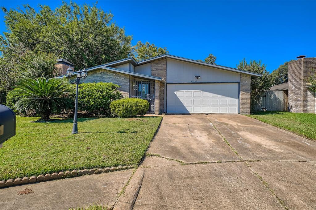 15938 Dante Drive, Houston, TX 77053