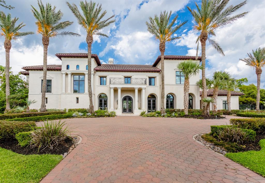 MAGNIFICENT MEDITERRANEAN MASTERPIECE SITUATED ON A RARE 2 ACRE LOT IN THE PRESTIGIOUS GATED COMMUNITY OF SWEETWATER ESTATES! DESIGNED BY RENOWNED ARCHITECT ROBERT DAME, THIS STUNNING ESTATE WILL IMPRESS FROM THE MOMENT YOU ARRIVE. DRAMATIC FRONT ELEVATION WITH TILE ROOF, GRAND ENTRY WITH SOARING CEILINGS, LIMESTONE FLOORS, AND SO MUCH MORE. OLD WORLD ELEGANCE & AESTHETICS SEAMLESSLY BLEND WITH MODERN, HIGH TECH LUXURY IN THIS ARCHITECTURAL MASTERPIECE. EXOTIC GRANITE, IMPORTED STONE, CUSTOM WOODWORK- EVERY DETAIL FROM THE GROUND UP WAS METICULOUSLY DESIGNED & NO EXPENSE WAS SPARED! GORGEOUS BACKYARD OASIS WITH POOL, LOGGIA, OUTDOOR KITCHEN AND TONS OF LAND FOR WHATEVER YOU WANT TO DO! ZONED TO TERRIFIC SCHOOLS INCLUDING CLEMENTS HIGH SCHOOL. EASY ACCESS TO SHOPPING & DINING!