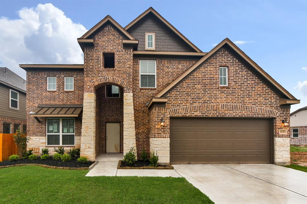4526 Clara Rose Lane, Katy, TX 77449