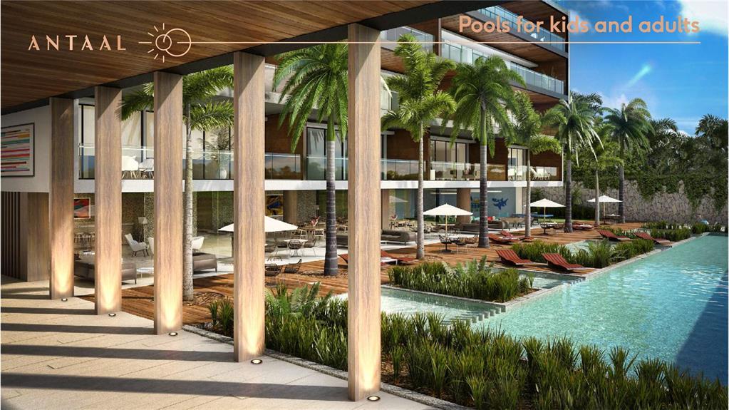 27 Bonamapak Mz Avenue A 205, Cancun,  77500
