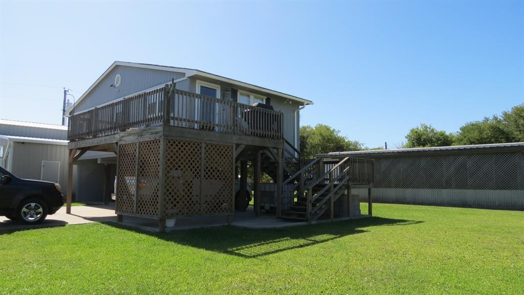 801 Jackson ave, Port O Connor, TX 77982