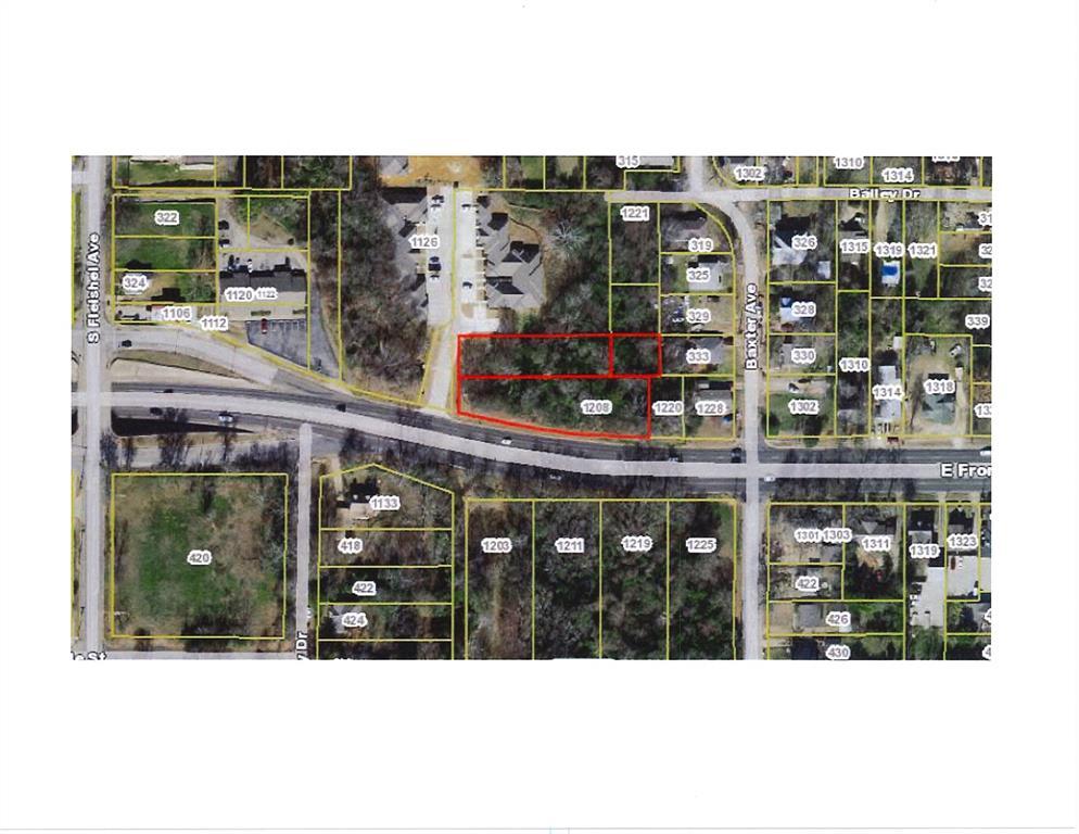 1208 E Front Street, Tyler, TX 75702