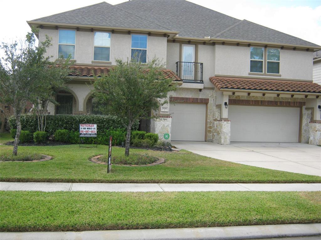 25311 Terrain Park Drive, Spring, TX 77373