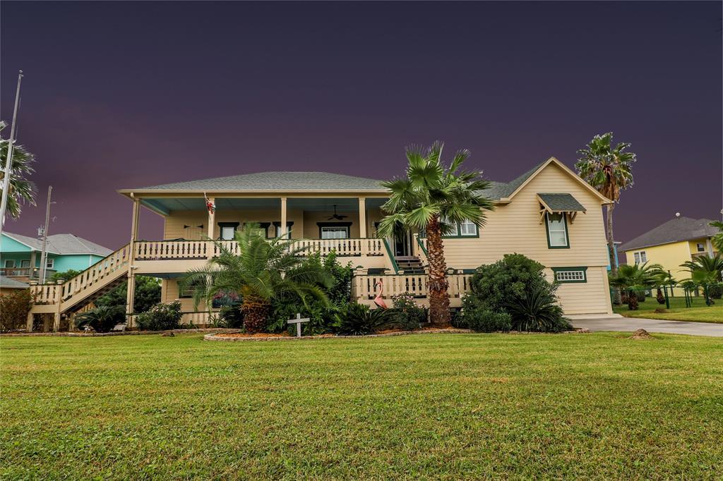 973 Kenlyn Drive, Crystal Beach, TX 77650