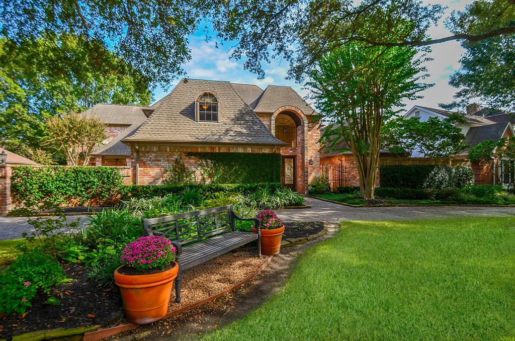 Stunning renovation of French Traditional home on large lot in highly sought after Nottingham Country neighborhood. Designer white kitchen with huge marble island, high end appliances and solid wood floors. Oversized family room creates a wonderful gathering space for all of your family and friends.  Absolutely gorgeous chevron pattern wood floors have been installed throughout the first floor and newly redesigned laundry room/mud room creates the perfect space for keeping families organized. 5 bedrooms, 4 full and 2 half baths, huge game room and sparkling pool make this the perfect home.  Currently zoned to Pattison Elementary, McMeans Junior High and Taylor High School.