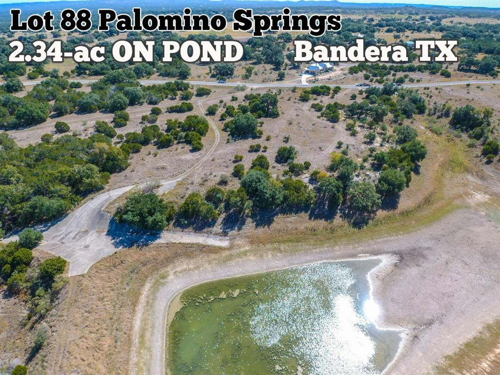 Lot 88 Palomino Springs, Bandera, TX 78003