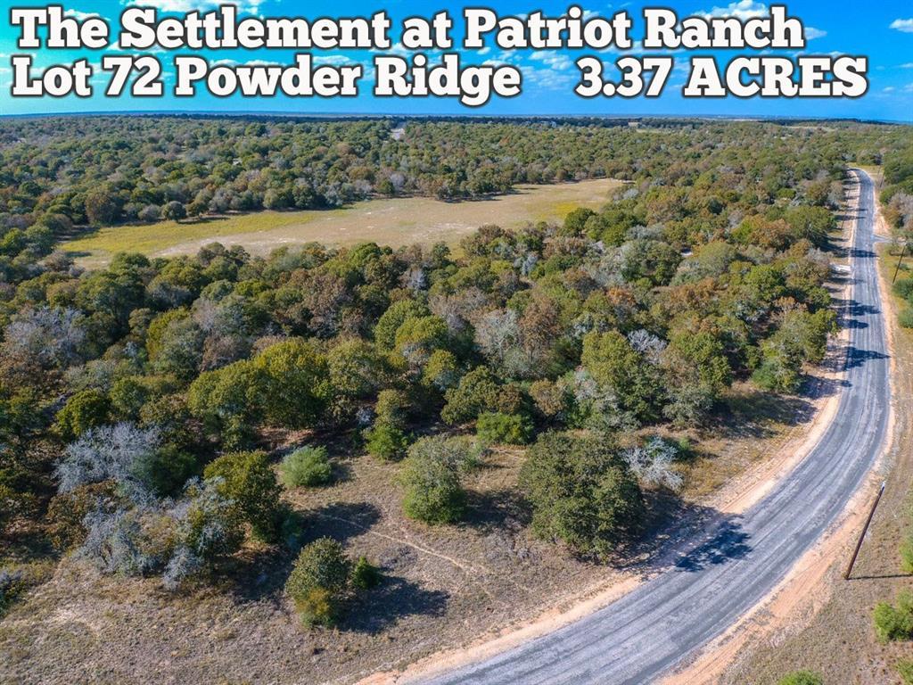 Lot 72 Powder Ridge, Luling, TX 78648