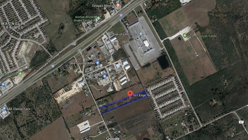 491 Engel Road, New Braunfels, TX 78132