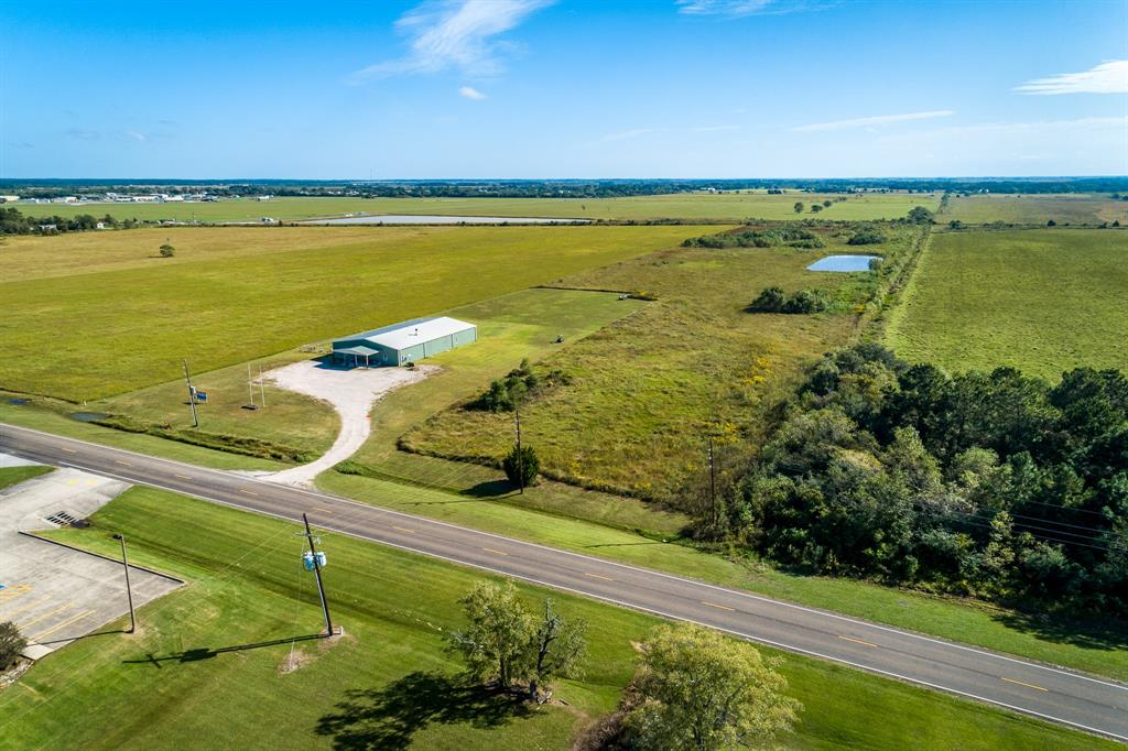 This is your chance to own acreage in Anahuac!  This 16 acres is in a prime location with many possibilities.  No restrictions.
