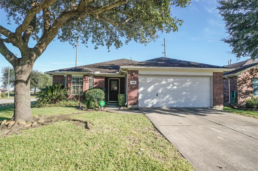 Beautiful brick home has great curb appeal!