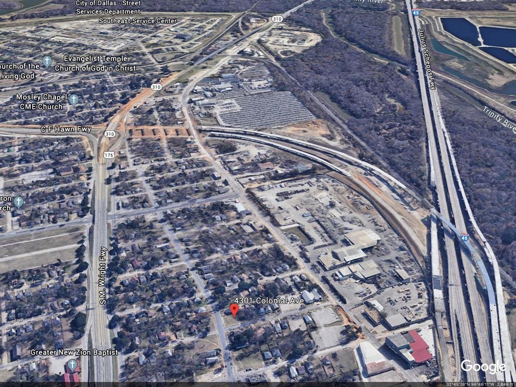 4301 Colonial Avenue, Dallas, TX 75215