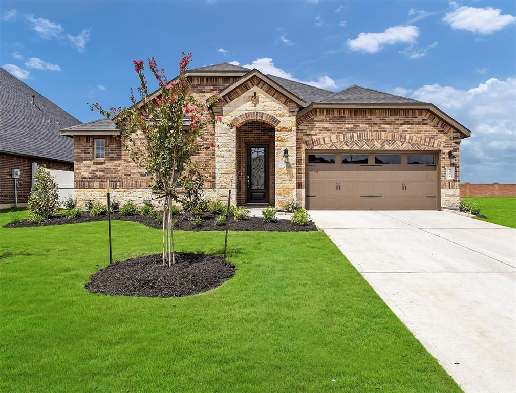 """America's #1 Builder DR Horton for 17 years! This amazing New Construction 4 bed 3.5 bath home is the Waco floor plan! Open floor plan, covered rear patio, 4 sides brick, full sod front and back, 8 foot doors throughout, tankless hot water heater, """"THE SMART HOME"""" system complete with camera doorbell, Alexa home system and more.  Double oven in kitchen with granite countertops and stainless steel appliances. (All information provided by builder)  Located in Rosenberg, Summer Park is a convenient place for residents to call home. Being just minutes from Highway 59, freeway access is a breeze. This nearly 200-acre community has it all! Situated adjacent to Brazos Town Center, shopping and dining has never been easier. Summer Park boasts walking trails which meander by the community's lakes, a resort-style pool, children's playground, and splash pad perfect for those kiddos. FREE Washer, Dryer, Fridge, Blinds and Preferred Lender specials!!"""