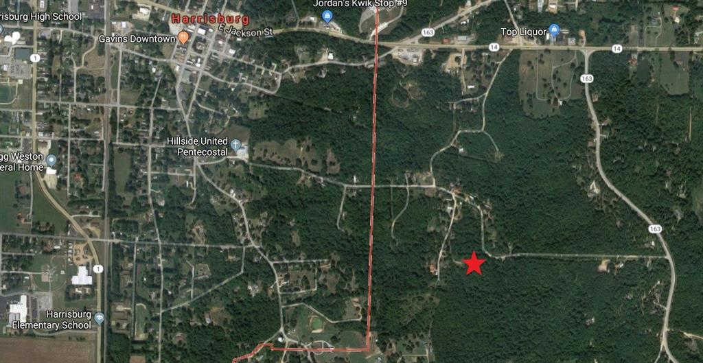0 Hill Road, Other, AR 72432
