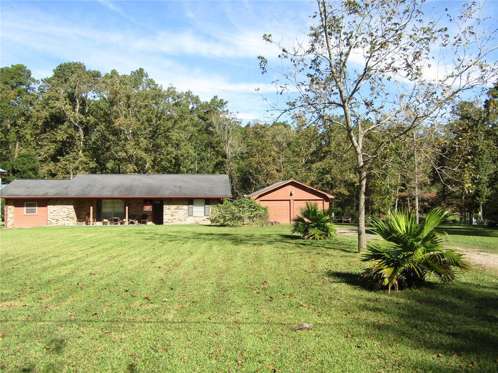 583 County Road, Goodrich, TX 77335