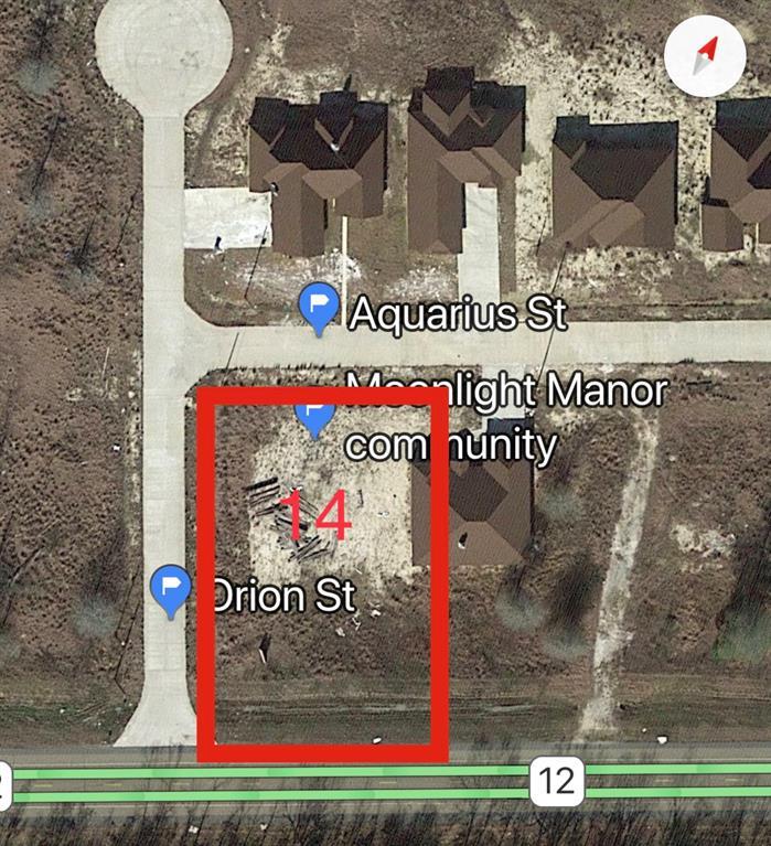 14 Aquarius Street, Vidor, TX 77662