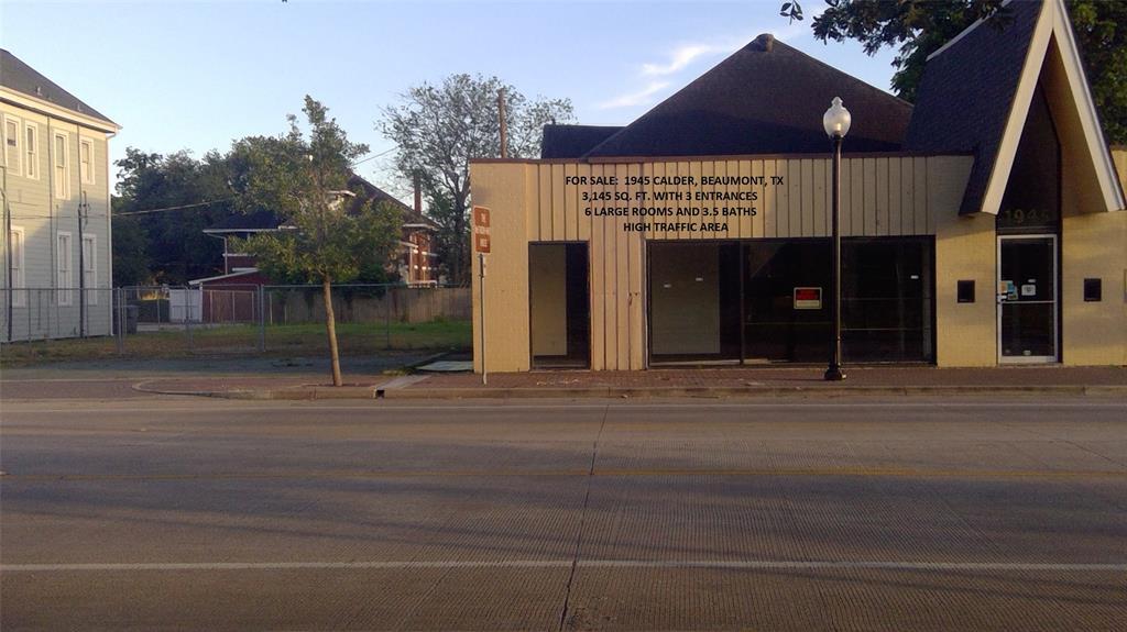1945 Calder Street, Beaumont, TX 77701
