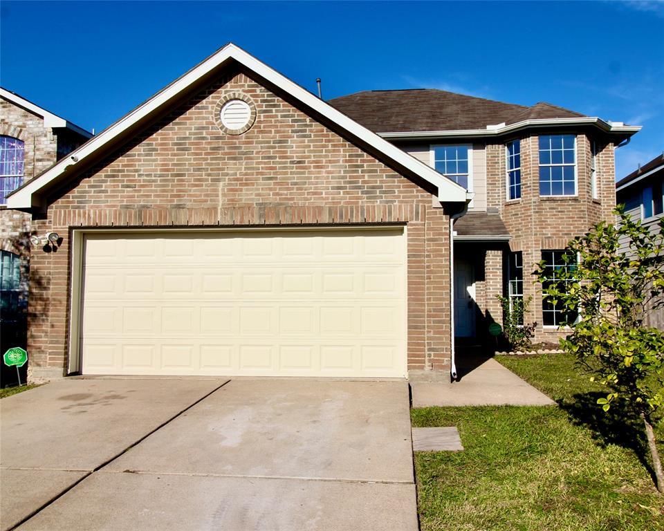 16310 Bantam Ridge Court, Houston, TX 77053