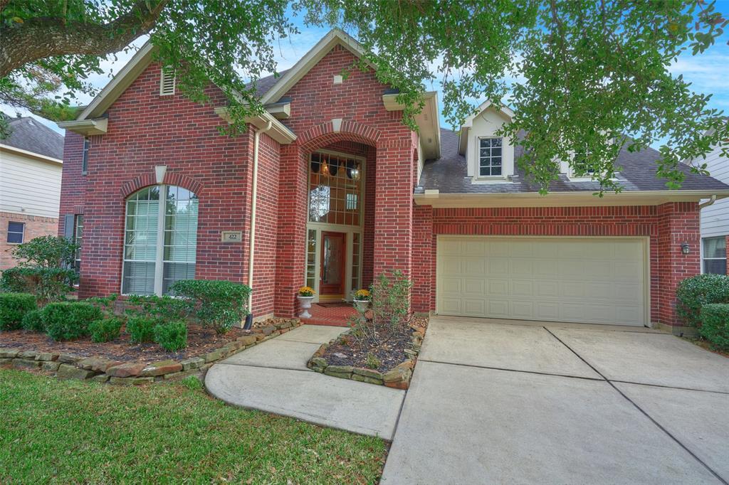 422 Savannah Springs Way, Spring, TX 77373