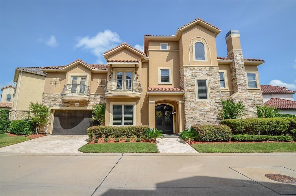 OPEN HOUSE SUNDAY 1-3 PM MOTIVATED SELLER ~ This ''OVER THE TOP'' ''ONE OF A KIND'' custom Mediterranean Home is Located in a Gated Lake Community with Features & Benefits TOO Long to List All. Located in the Heart of Sugar Land, & Near RESTAURANTS, STORES, ENTERTAINMENT , HOSPITALS and First Colony mall & US 59. This ''Green Home'' is Elevator Ready w/ Hospital Grade Air, Central Vacuum, 16 seer AC & PEX Plumbing, Tankless Water Heaters, Icynene Spray Foam Insulation. An Over Sized MASTER SUITE w/ Built-in Coffee Bar, Sitting Area and California Closets. Gated Enclave Lake Community has Masterful Design that is Uniquely Embodied with Every Upgrade Imaginable , Plantation Shutters. Spacious Backyard with Large Patio and Sprinkler System. Look no Further, with so Many Upgrades and the Prime Location, You Will Fall in Love and Call This House Your Home!