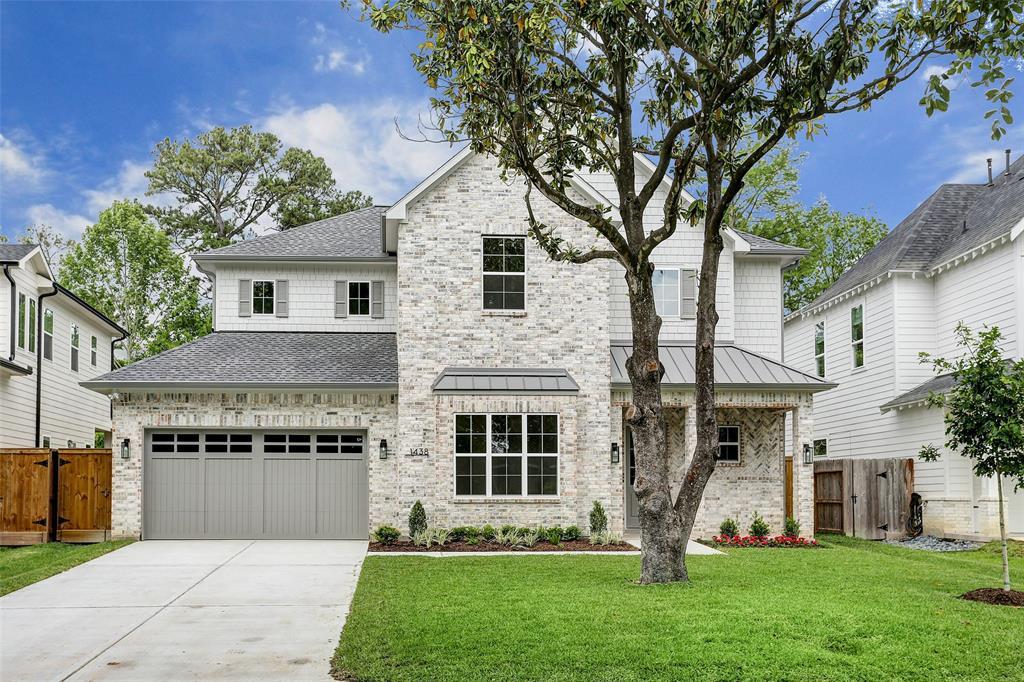 1438 Cheshire Lane, Houston, TX 77018