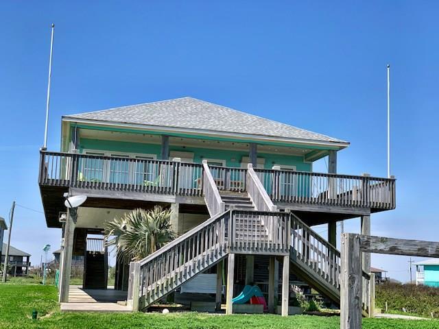 144 Ocean Shores Drive, Crystal Beach, TX 77650