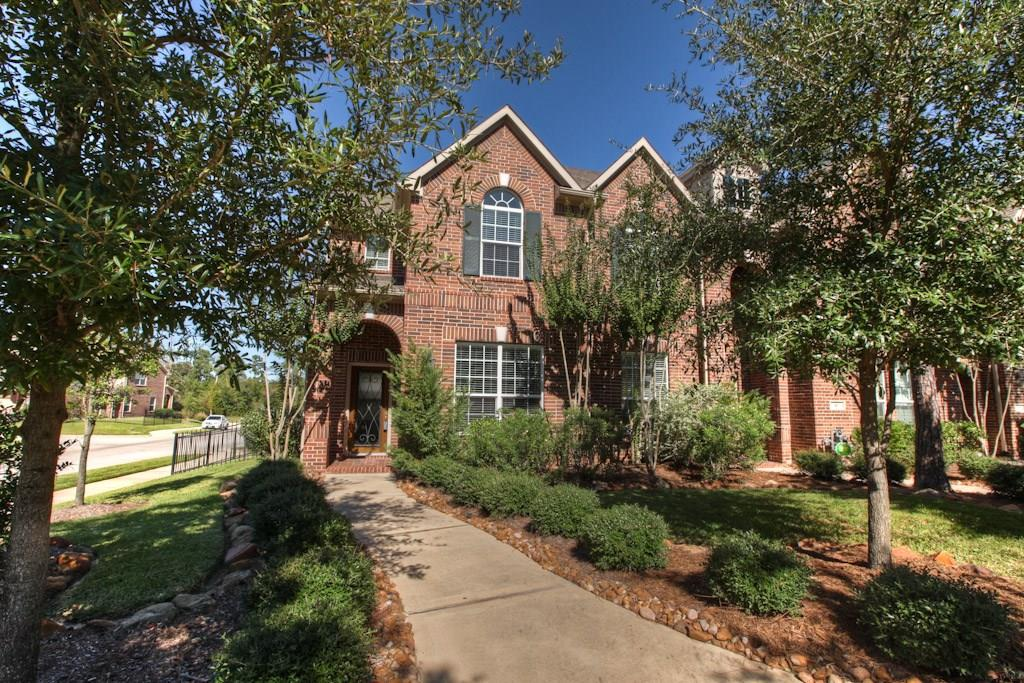 Located in Sterling Ridge. This beautiful townhome features a open floor plan with 3 bedrooms, study, gameroom, and 2/1 bathrooms. Granite countertop in the kitchen and also on the master and 2nd bath. Small backyard. It is also available to rent furnished for $2500.