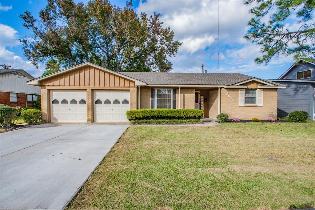 2605 Cocoa Lane, Pasadena, TX 77502