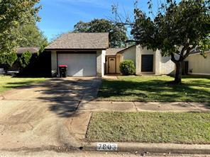 7603 Sorbete, Houston TX 77083