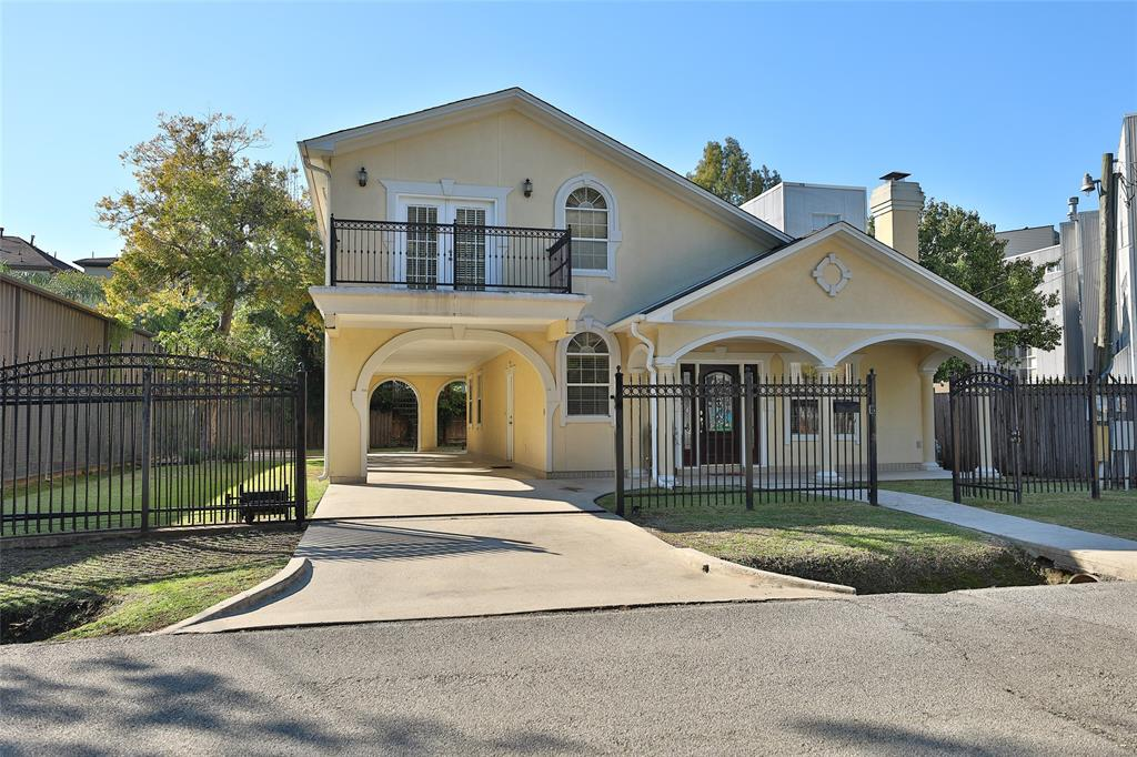 507 Reinicke Street, Houston, TX 77007